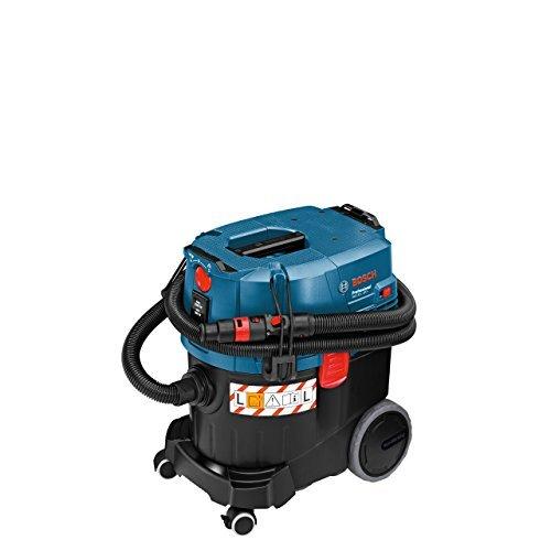 bosch professional gas 35 l sfc nass trockensauger 35 l behaeltervolumen staubklasse l - Bosch Professional GAS 35 L SFC+ Nass-& Trockensauger, 35 l Behältervolumen, Staubklasse L